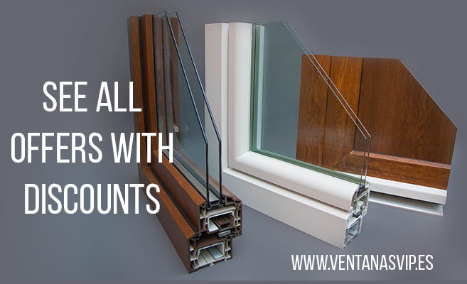 Windows and doors PVC and Aluminium in Torrevieja, Alicante and Murcia